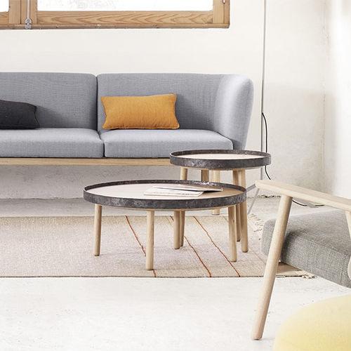 contemporary coffee table - Alki