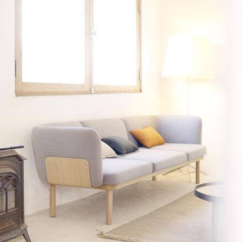 contemporary sofa - Alki