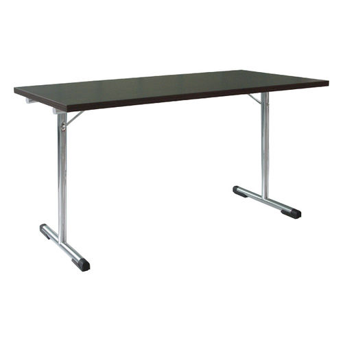 Contemporary table / steel / rectangular / for public buildings 4490 BRUNE Sitzmöbel GmbH