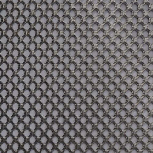 Expanded metal mesh ROUND OPENING Actis Furio