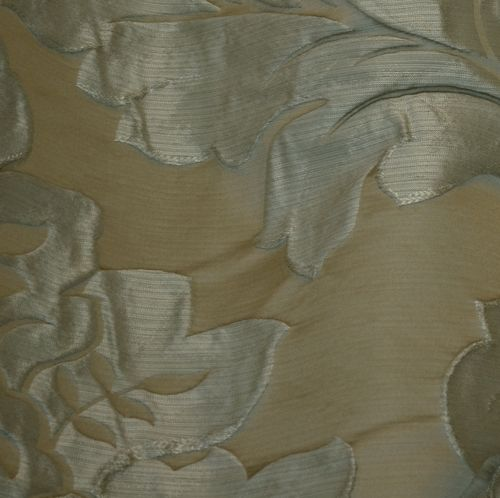 upholstery fabric / patterned / silk / damask