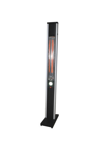 floor-mounted infrared heater / electric / commercial / mobile