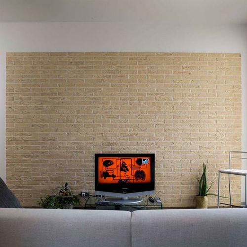 facade cladding brick / smooth