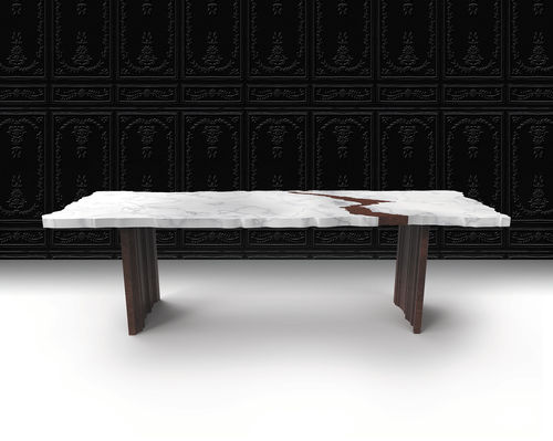 contemporary table - Beau & Bien