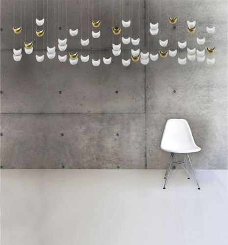contemporary chandelier - Beau & Bien