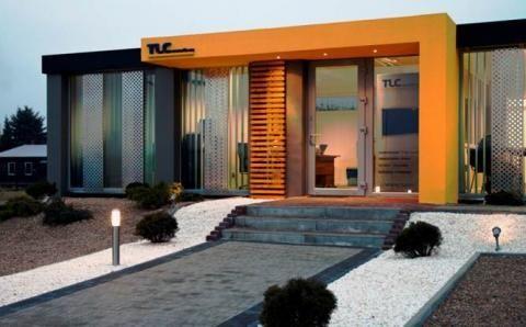 Modular building / temporary / prefab / for offices - Touax