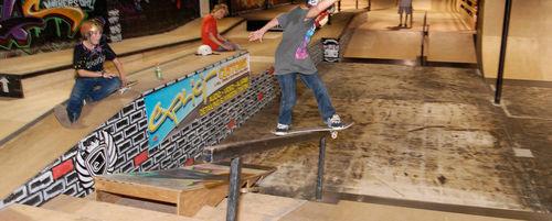 Skatepark ramp MELBOURNE, FL TEAM PAIN