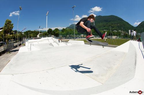 Skatepark Vertical Technik AG