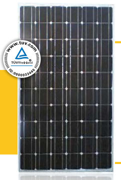 Monocrystalline PV solar panel / standard gs255m Galaxy Energy