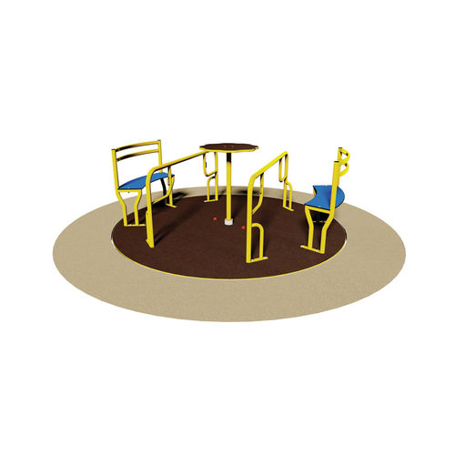 handicapped playground spinner / for playgrounds