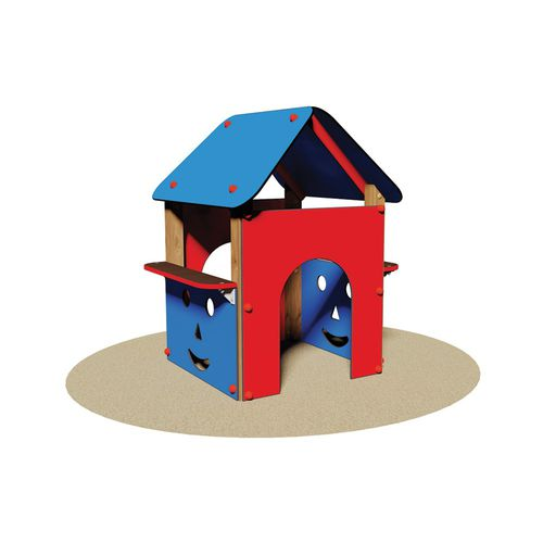 indoor playhouse / for outdoor use