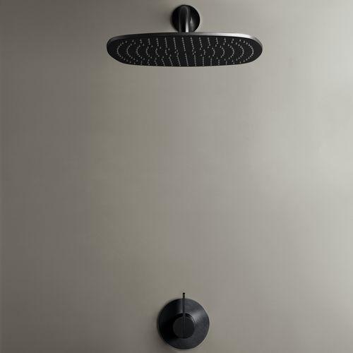 Wall-mounted shower set / contemporary / rain PB SET21 COCOON