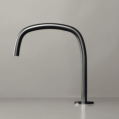 Washbasin mixer tap / stainless steel / copper / bathroom PB11 COCOON