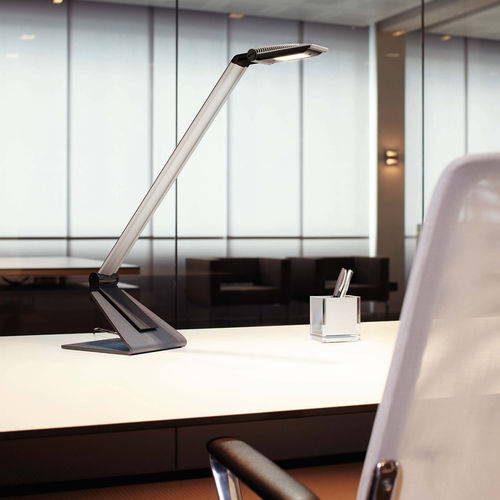 office lamp / contemporary / metal / plastic