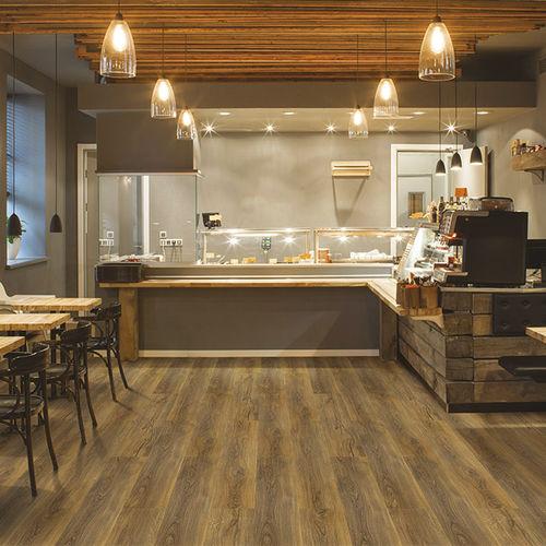 cork flooring / residential / tertiary / strip