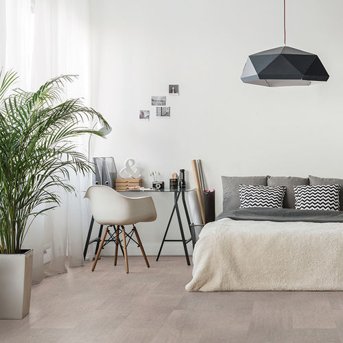 cork flooring / residential / commercial / strip