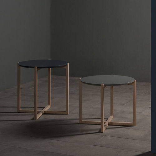 contemporary side table - KENDO MOBILIARIO