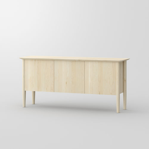 design sideboard / oak / walnut / solid wood