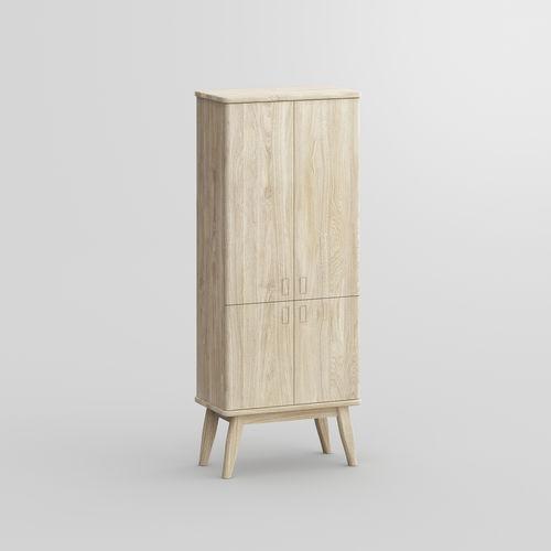 high sideboard / design / oak / walnut
