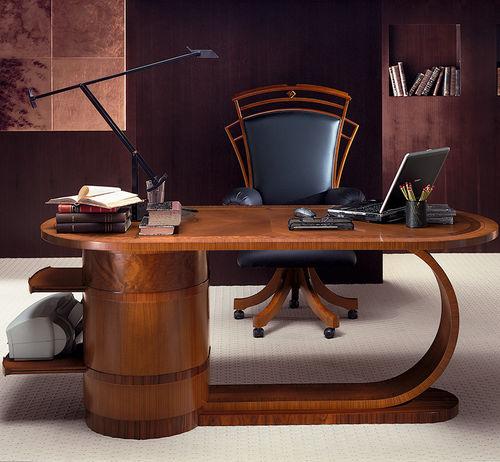 cherrywood desk / solid wood / rosewood / walnut