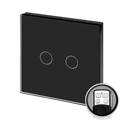light switch / touch / remote-controlled / double