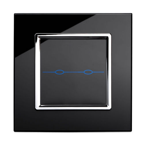 Light switch / touch / double / glass RTS2010 retrotouch