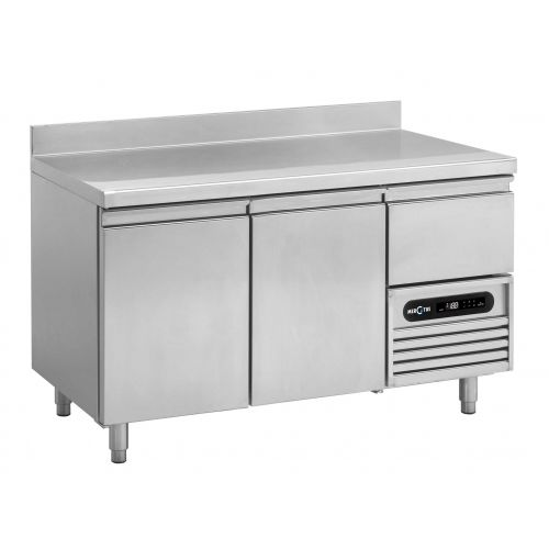undercounter freezer / commercial / stainless steel