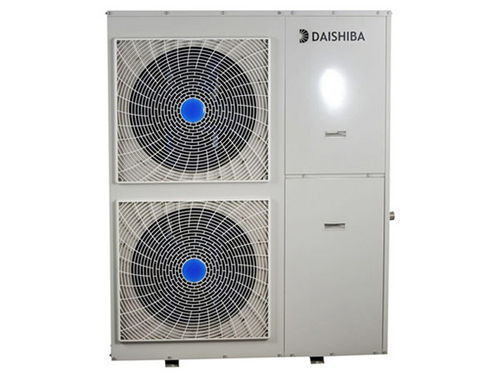 Air/water heat pump / commercial / inverter DAO-16HA/3 DAISHIBA