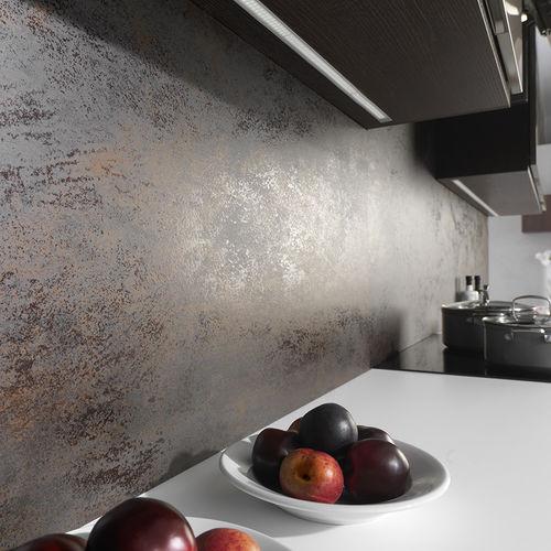 Outdoor tile / floor / porcelain stoneware / textured XLIGHT : NOX CORTEN URBATEK by PORCELANOSA Grupo