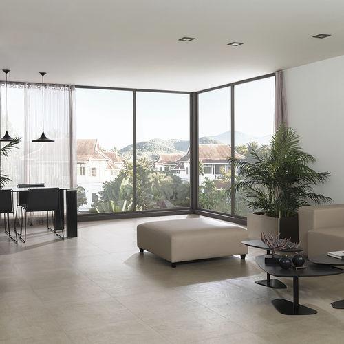 Indoor tile / wall / for floors / porcelain stoneware URBATEK : COVER SAND URBATEK by PORCELANOSA Grupo