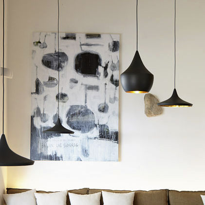acrylic decorative painting / abstract / for hotels