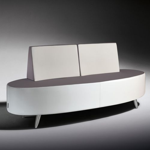 contemporary sofa - Salon Ambience