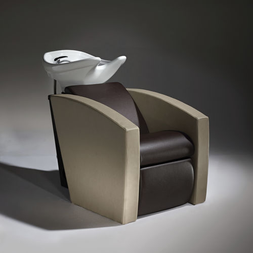 Shampoo chair with footrest MIRAGE Salon Ambience