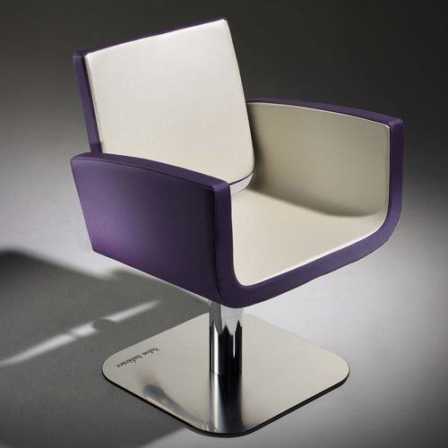 synthetic leather beauty salon chair - Salon Ambience