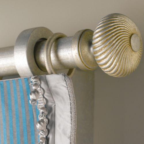 polyester curtain rod