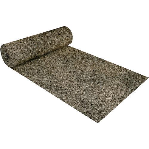 roll sound-insulating underlay / cork / recycled rubber / elastomer