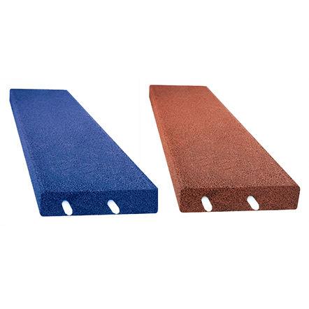 protection edge / rubber / EPDM / rectangular