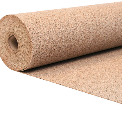 roll sound-insulating underlay / recycled rubber
