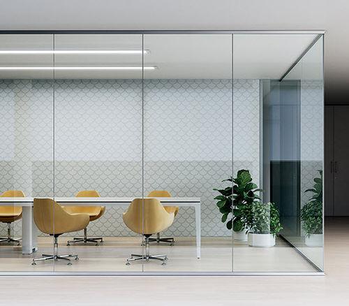 Fixed partition / glazed / professional K35 Frezza