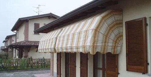 Basket awning / manual AXIA KE Outdoor Design