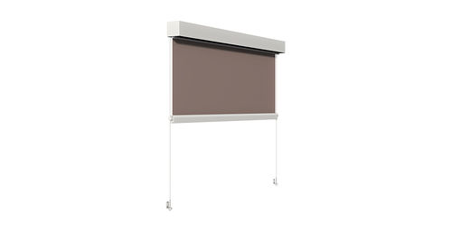 Vertical awning / motorized / patio SCREENY 85 GC KE Outdoor Design