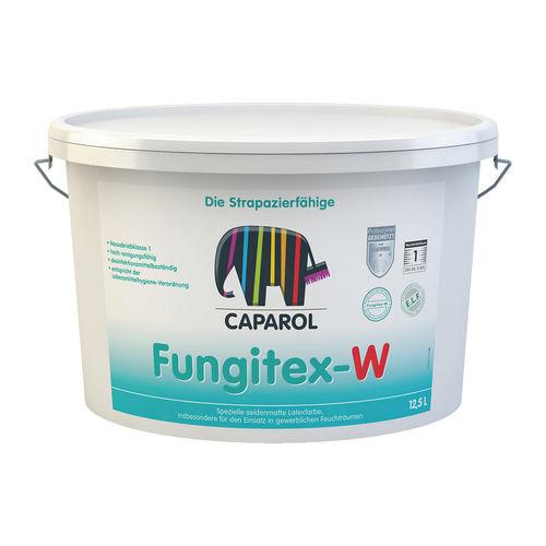 decorative paint / for walls / interior / latex
