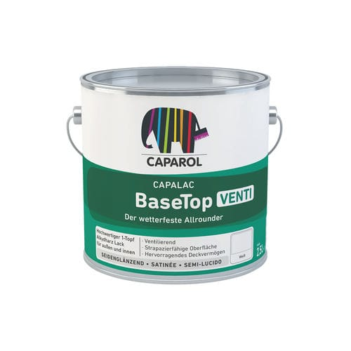 decorative paint / protective / for walls / for wood