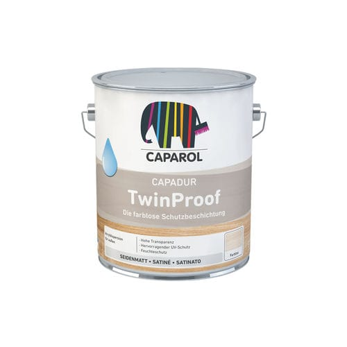 leak-proofing wood stain / protective / low-VOC