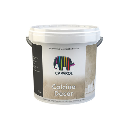 smoothing coating / interior / for walls / for ceilings