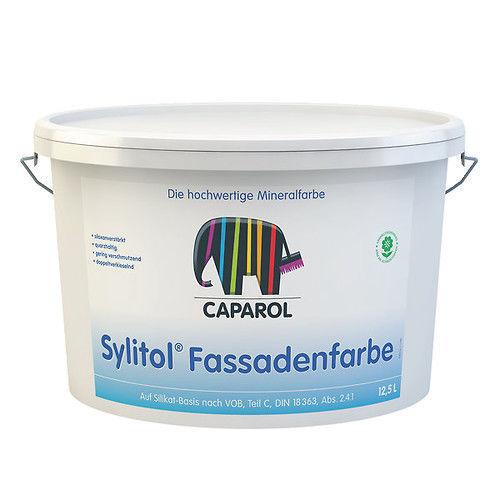 silicate paint / decorative / protective / facade