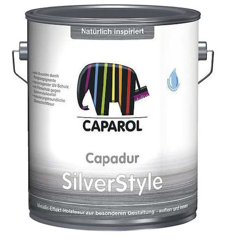 protective varnish / for wood / silver / low-VOC