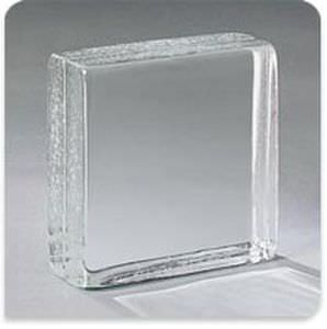 square glass brick / smooth / high-resistance / bulletproof