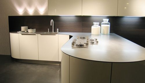 Stainless steel countertop 4MM ABK InnoVent