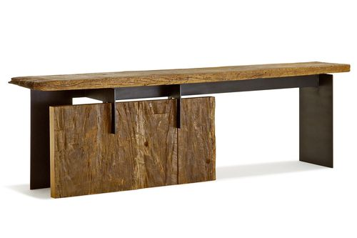 Sideboard table / contemporary / wooden / rectangular CHAPA  Rotsen Furniture